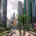 Urban Hubs of Hong Kong