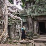 Angkor Temple Ruins