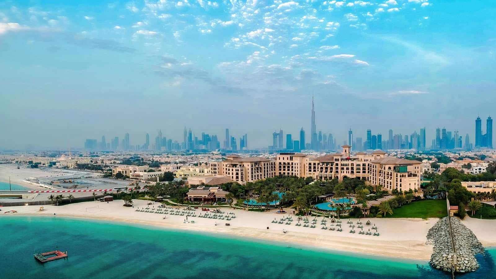 Four Seasons Dubai 1