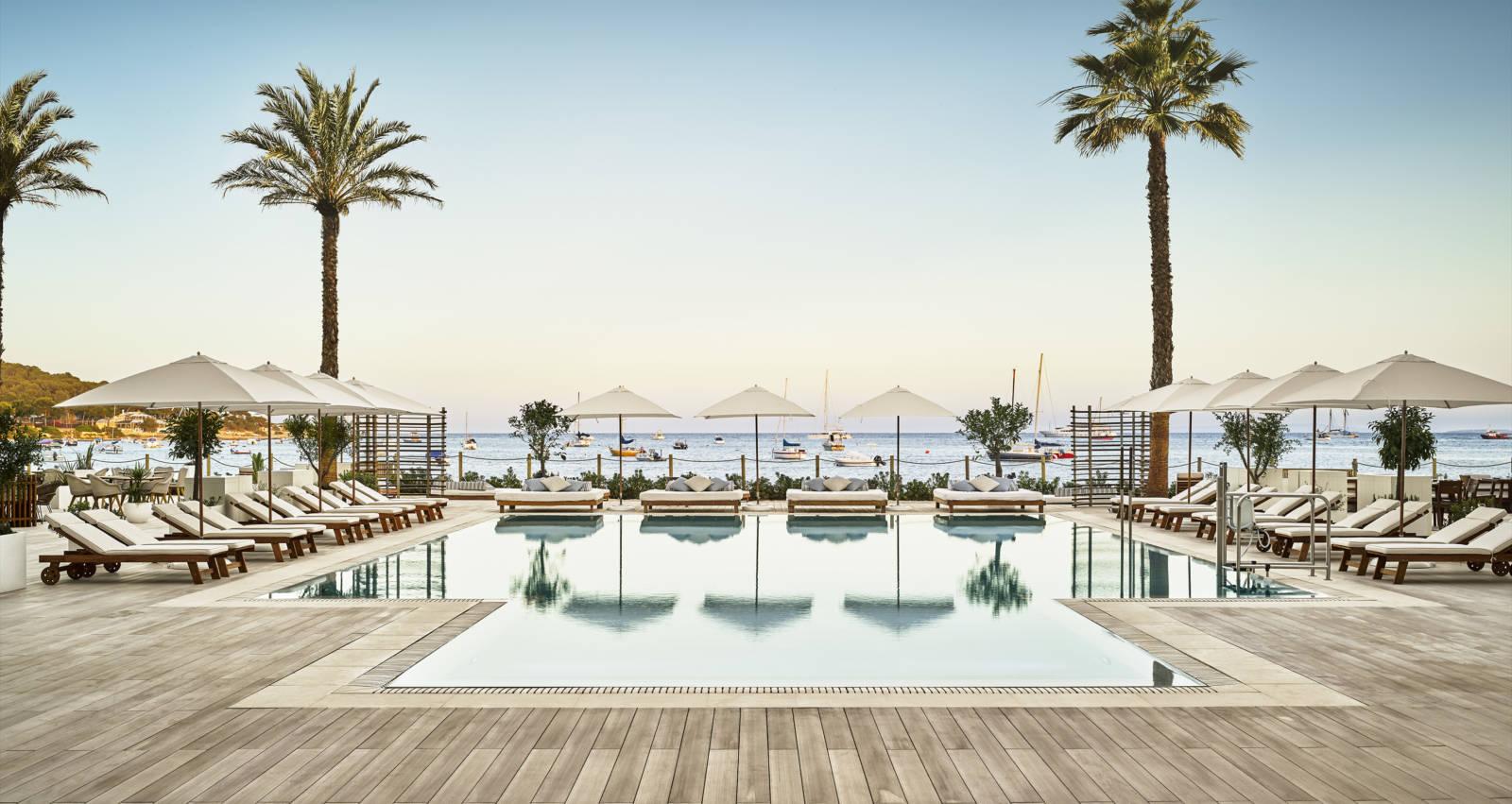 Nobu Hotel Ibiza Bay Pool