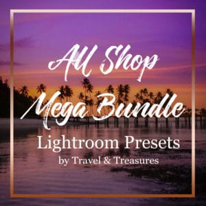 All Shop Mega Bundle Lightroom Presets