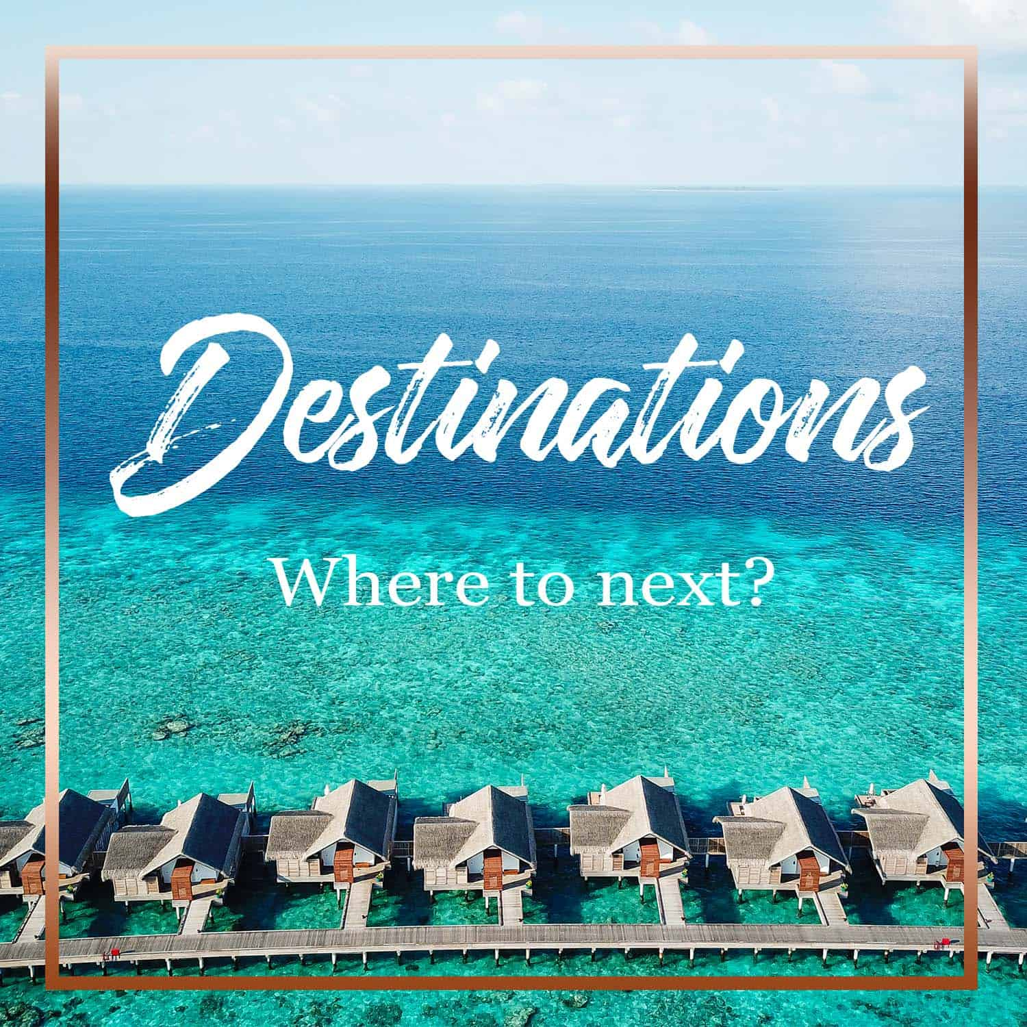 Travel Blog Destinations