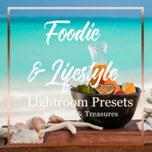 Foodie & Lifestyle Lightroom Presets