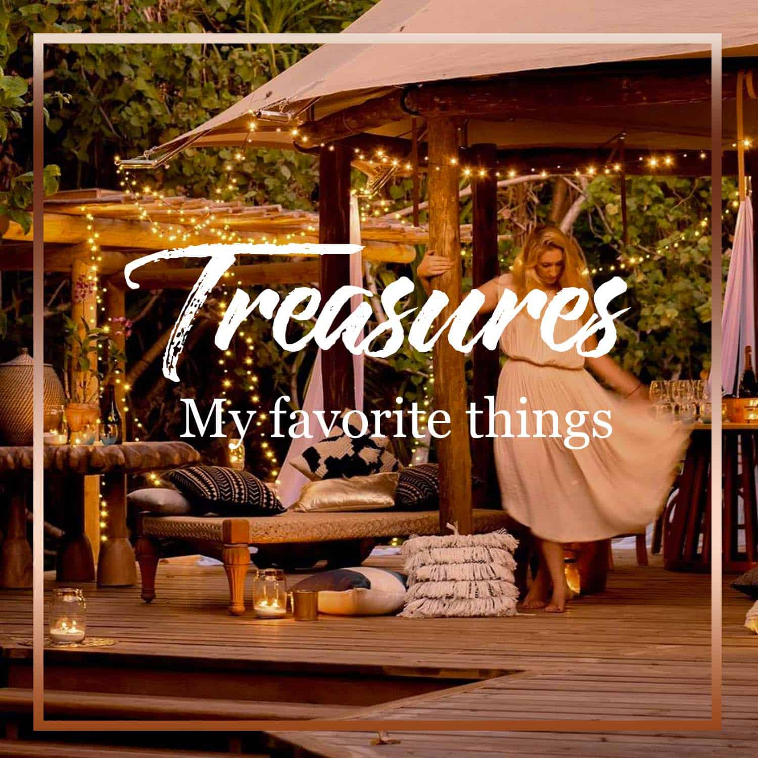 Travel & Treasures favorites