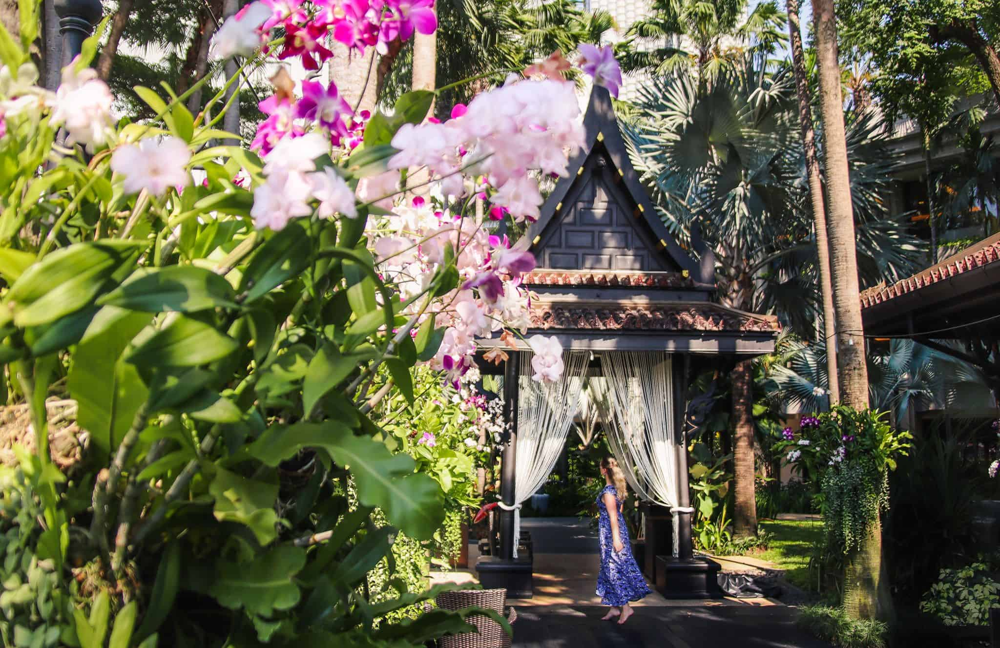 Shangri-La Bangkok by Melanie Travel & Treasures