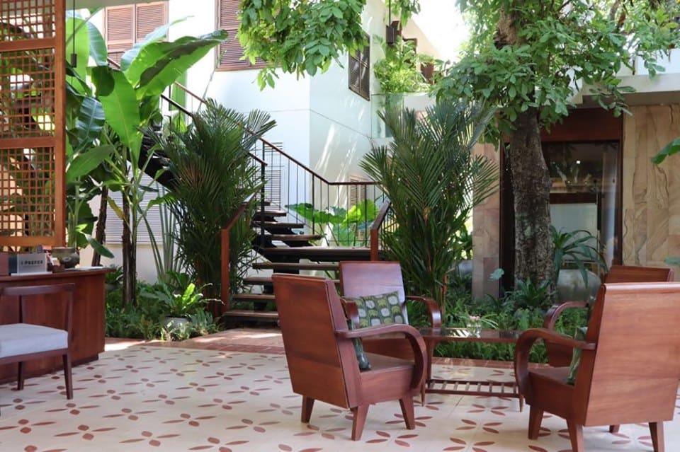 FCC Angkor Siem Reap Reception