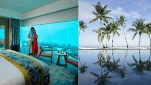 Pullman Maldives underwater Aqua Villa
