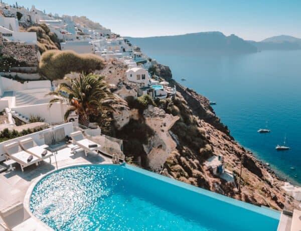 Hotel Review Suite Santorini Secret Suites & Spa