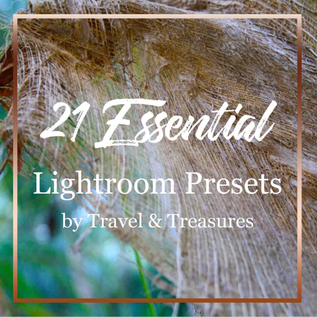 Travel & Treasures Lightroom Presets